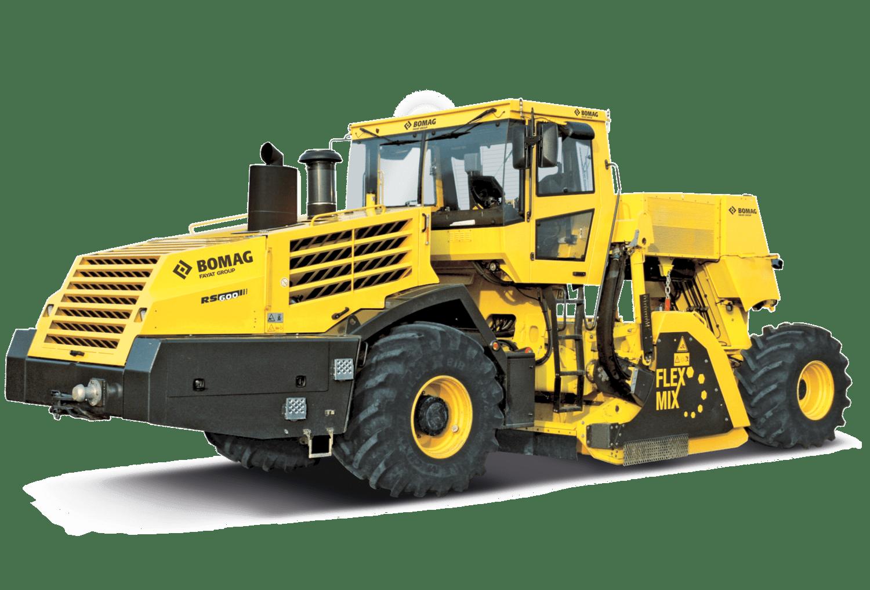Reutilización del asfalto en la construcción de carreteras