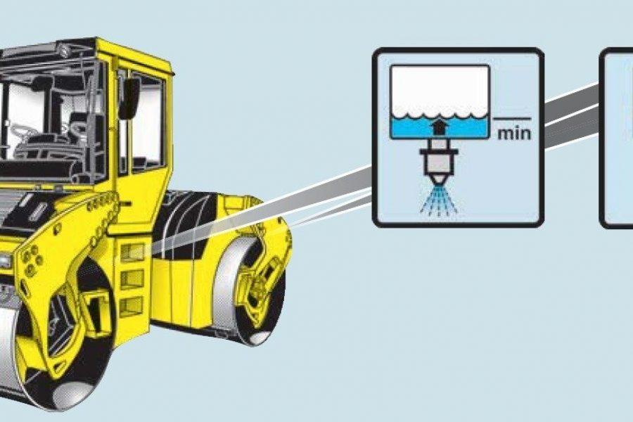 Cómo preparar las máquinas compactadoras antes de trabajar con ellas