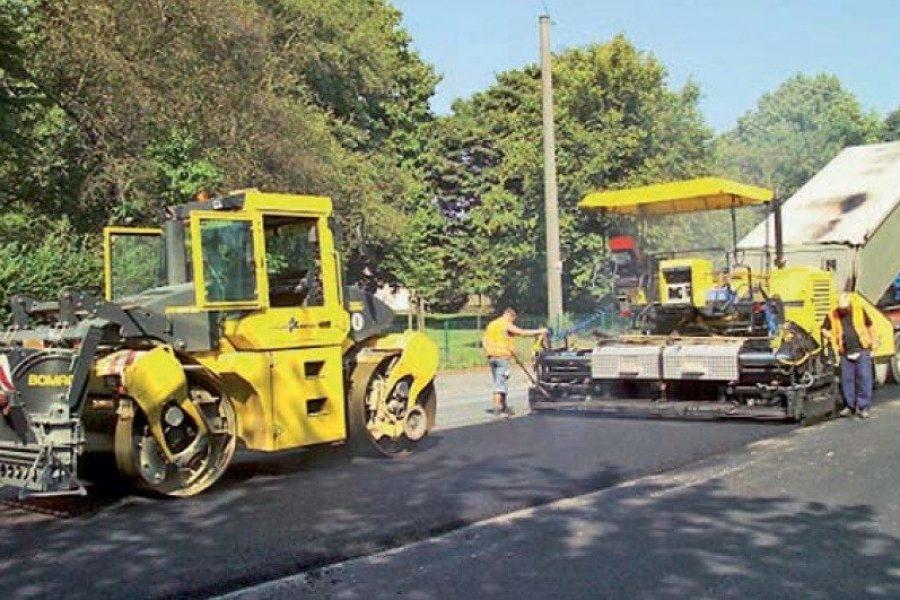 Clases de mezcla y espesores de capas de asfalto (I)